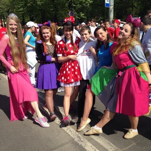 Prințese din poveste PC: Chisinau Marathon
