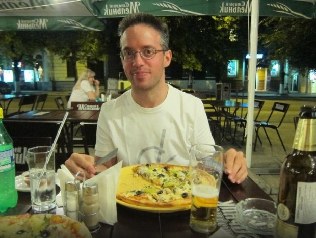 Terasă Pizza Regal PC: Diego/ TripAdvisor