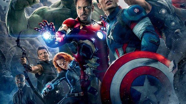 Filmul săptămânii la Patria: The Avengers – Age of Ultron 2D, 3D, și Eng