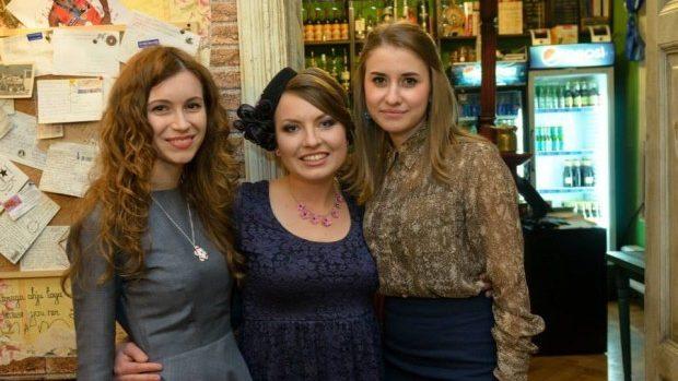 (foto) Victoria Boțan i-a inspirat cu talent pe cei care i-au fost alături la evenimentul de caritate