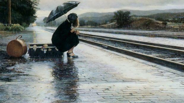 """De la început spre sfârșit despre """"Viața pe un peron"""" de Octavian Paler"""