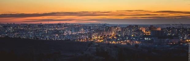Chișinău de seară