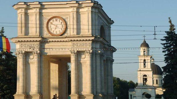 Arcul de Triumf din Chișinău în Top 10 cele mai frumoase arce din lume