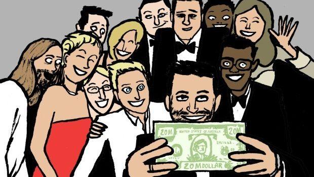 (foto) Imagini satirice: Cum viața virtuală ne-o fură pe cea reală
