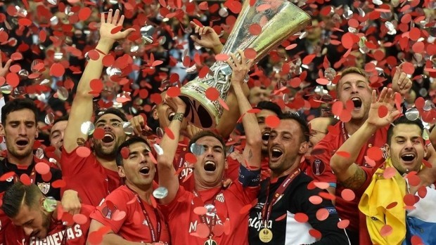 (foto, video) Sevilla FC – câștigătoarea Europa League 2014/15