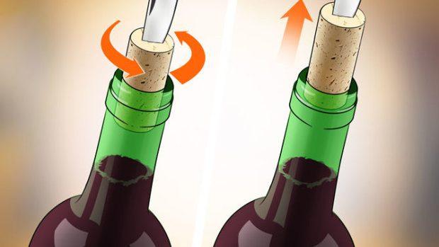 (video) Cum să deschizi o sticlă de vin dacă nu ai un tirbușon