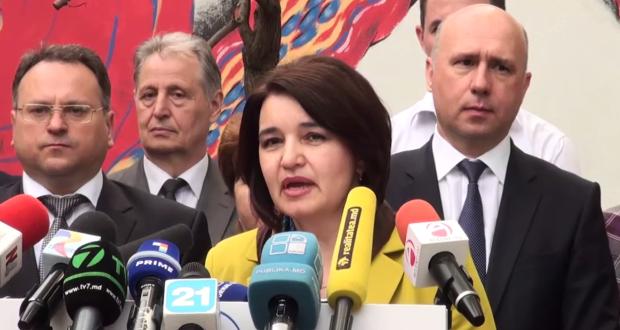 (video) Alegeri Locale: Monica Babuc este candidatul PDM pentru Primăria Chișinău