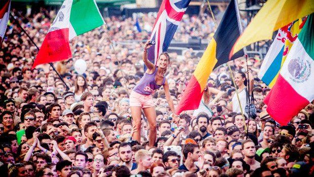 (foto, video) Păstrează luna august pentru unul dintre cele mai bune festivaluri europene – Sziget