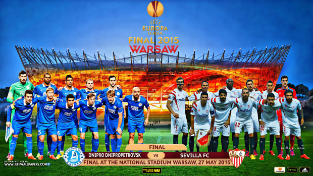 (video) Dnipro și Sevilla joacă, în această seară, în finala Europa League 2014/15