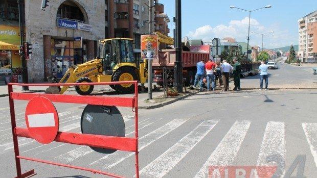 Atenție! Trafic rutier restricționat până în iulie în zona Gării Feroviare