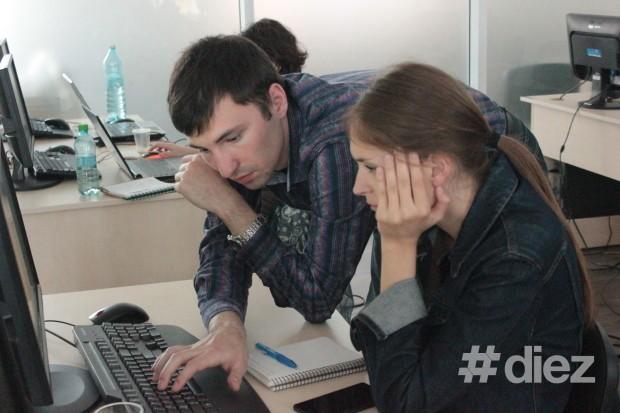 Participantele la cursuri și mentorii