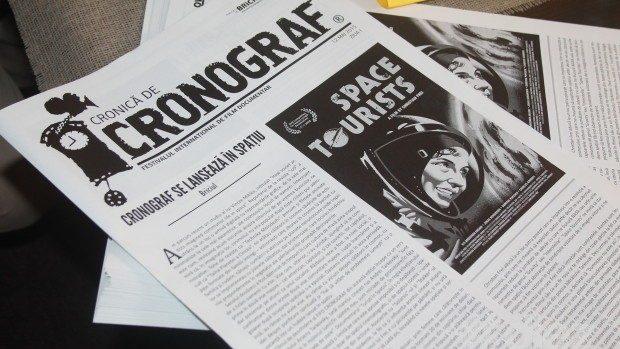 (foto) Festivalul Filmului Documentar CRONOGRAF a început la Chișinău