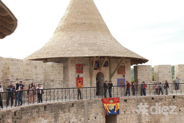Deschiderea Cetății Soroca