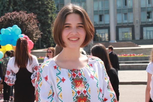 Ziua Internațională a Cămășii Ucrainene, sărbătorită la Chișinău