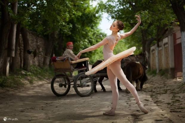 Proiectul cu balerine PC: Victor Garștea Model: Mashka Vidiulina