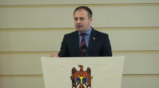 Apelul lui Candu către societatea civilă de a contribui la îmbunătățirea legislației privind activitățile ONG-urilor