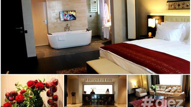 (foto) Familia Berdos a lansat primul și unicul design hotel de 5 * din Moldova. Cum arată acesta?