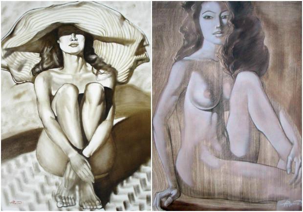 Colaj de tablouri