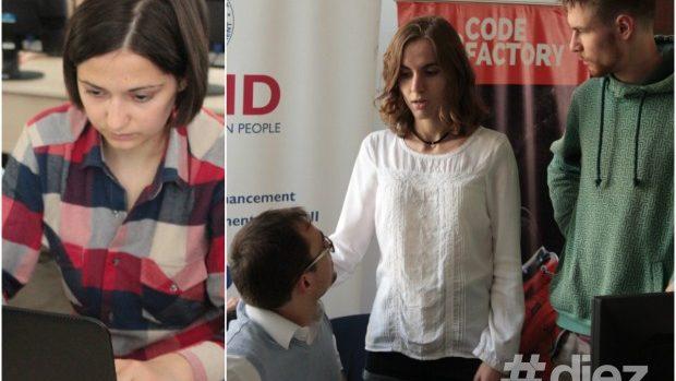 (foto) Rails Girls Chișinău – noua inițiativă ce susține alfabetizarea digitală