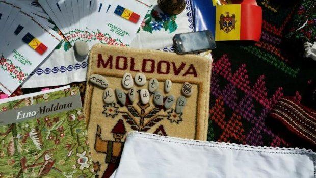 """(foto) Atelierul creativ """"Uzor cu dor de casă"""" a întrunit moldovenii din Barcelona"""