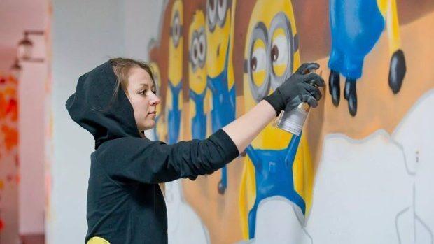(foto) Circul din Chișinău împânzit cu graffiti de la iZZy iZVNE