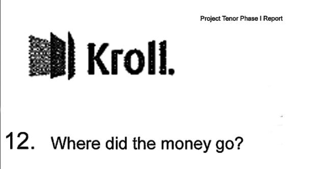 Reacția Kroll la publicarea raportului de Andrian Candu