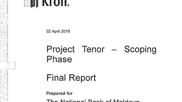 6 recomandări de la Expert-Grup după studierea raportului Kroll