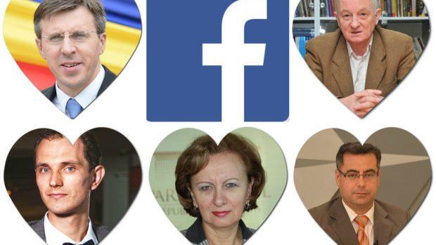 (infografic) Alegeri Locale: Cele mai populare pagini de Facebook ale concurenților electorali
