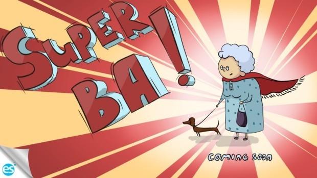 (video) Super BA – un serial de desene animate cu o bunicuță supererou din Chișinău