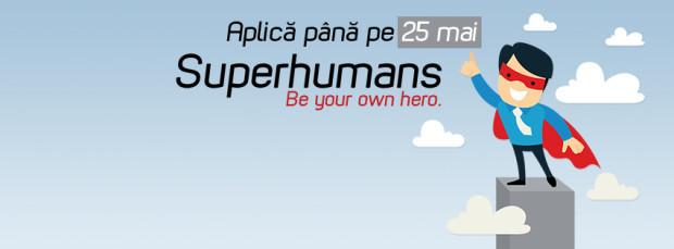 Proiectul Superhumans Moldova