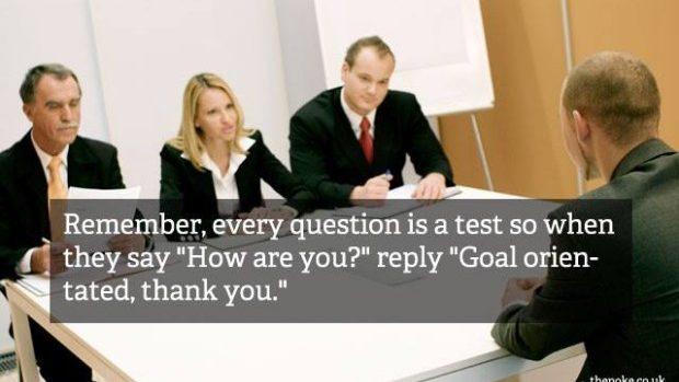 (foto) 27 de sfaturi îndrăznețe pentru un interviu de angajare
