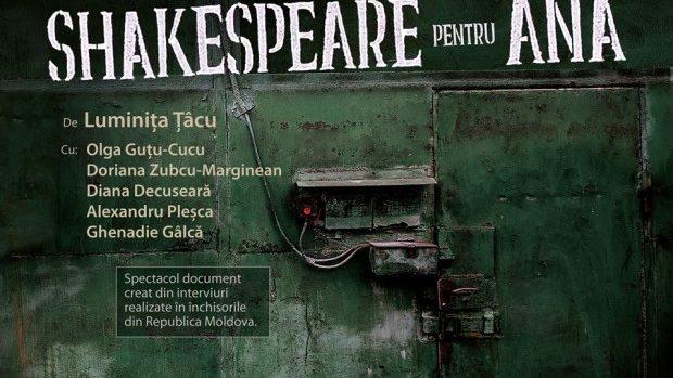 Premieră teatrală inedită! Spectacol despre sentimentul de dragoste în închisorile din Moldova