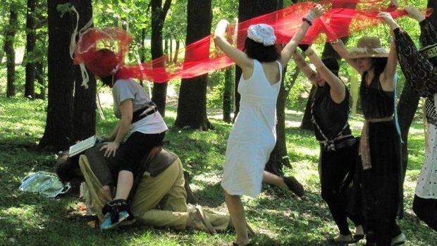 """(foto) Carnavalul """"Vara chișinăuiană"""" – un dialog cu sine, cu omul și cu natura"""