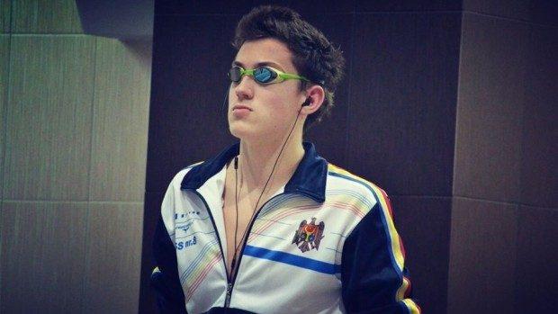 Înotătorul basarabean Alexei Sancov va participa la Jocurile Olimpice de la Rio de Janeiro
