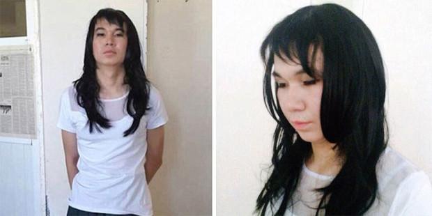 Un tânăr în vârstă de 20 de ani s-a deghizat pentru a-și ajuta iubita să susțină examenul