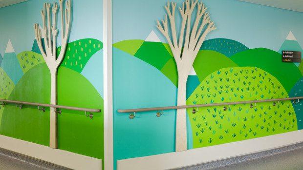 (foto) ARTERAPIA – proiectul ce-și propune să decoreze creativ spitalele de copii din Moldova