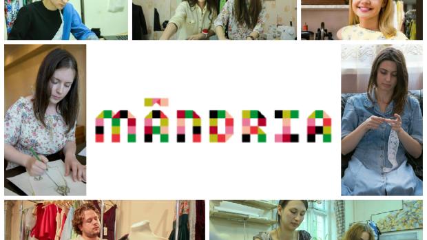 (video) MÂNDRIA: Cunoaște-i pe primii tineri designeri inspirați de portul românesc