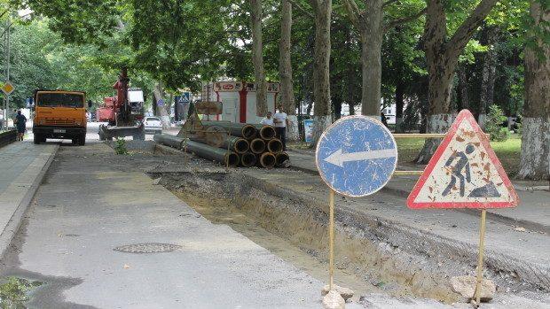 Atenție! Suspendarea traficului rutier pe str. Vasile Lupu din Chișinău