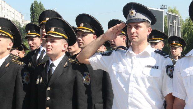 (foto) Încă 151 de tineri absolvenți – viitori apărători ai legii