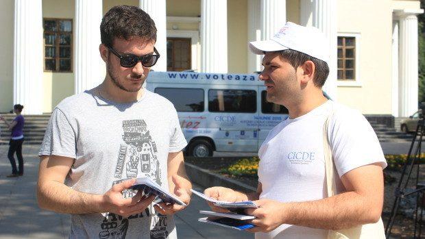 CEC atenționează: Campania electorală a luat sfârșit