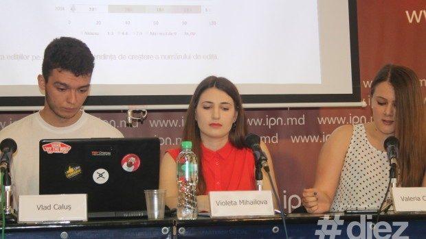 CTJM: În Moldova există 30 de platforme de informare pentru tineri