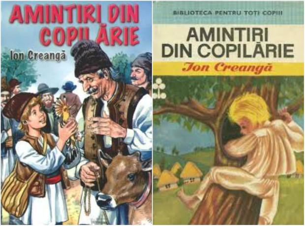 Amintiri din copilarie de Ion Creangă