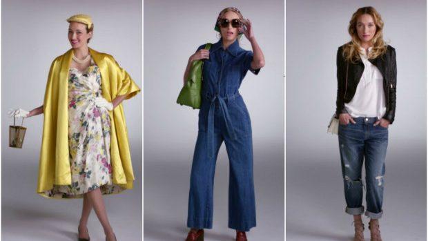 (video) Evoluția modei americane timp de 100 de ani