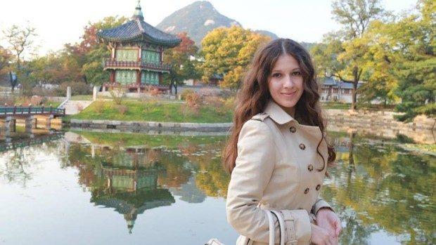 (foto) Descoperă capitala Coreei de Sud alături de tânăra moldoveancă Inga Olari