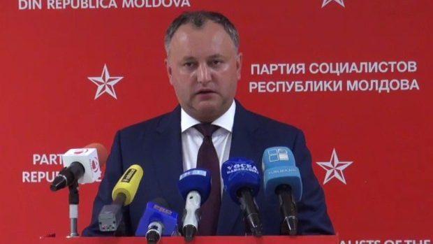 (video) Igor Dodon: Vom depune contestări. Râia liberală se bucură prea devreme
