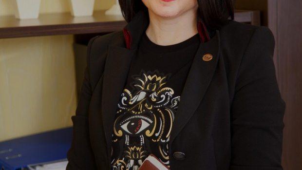 """Valentina Uzun, jurnalista care a devenit femeie de afaceri: """"Dificultățile mi-au oferit o experiență bogată și încredere în sine"""""""