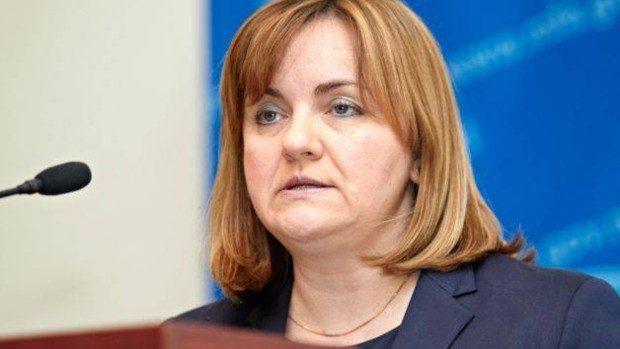Natalia Gherman a fost desemnată Prim-ministru interimar