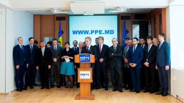 PPEM mulțumește cetățenilor pentru prioritatea europeană pe care au ales-o