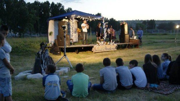 """(foto) """"Serile chitarei"""" la Mereni – un proiect cultural cu tradiție în Anenii Noi"""