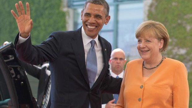 Summitul G7: Obama și Merkel vor menține sancțiunile împotriva Rusiei